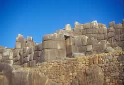 Inca Architecture, Sacsayhuaman