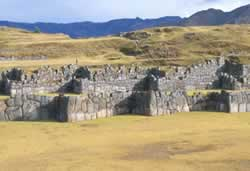 Cusco Surroundings, Sacsayhuaman